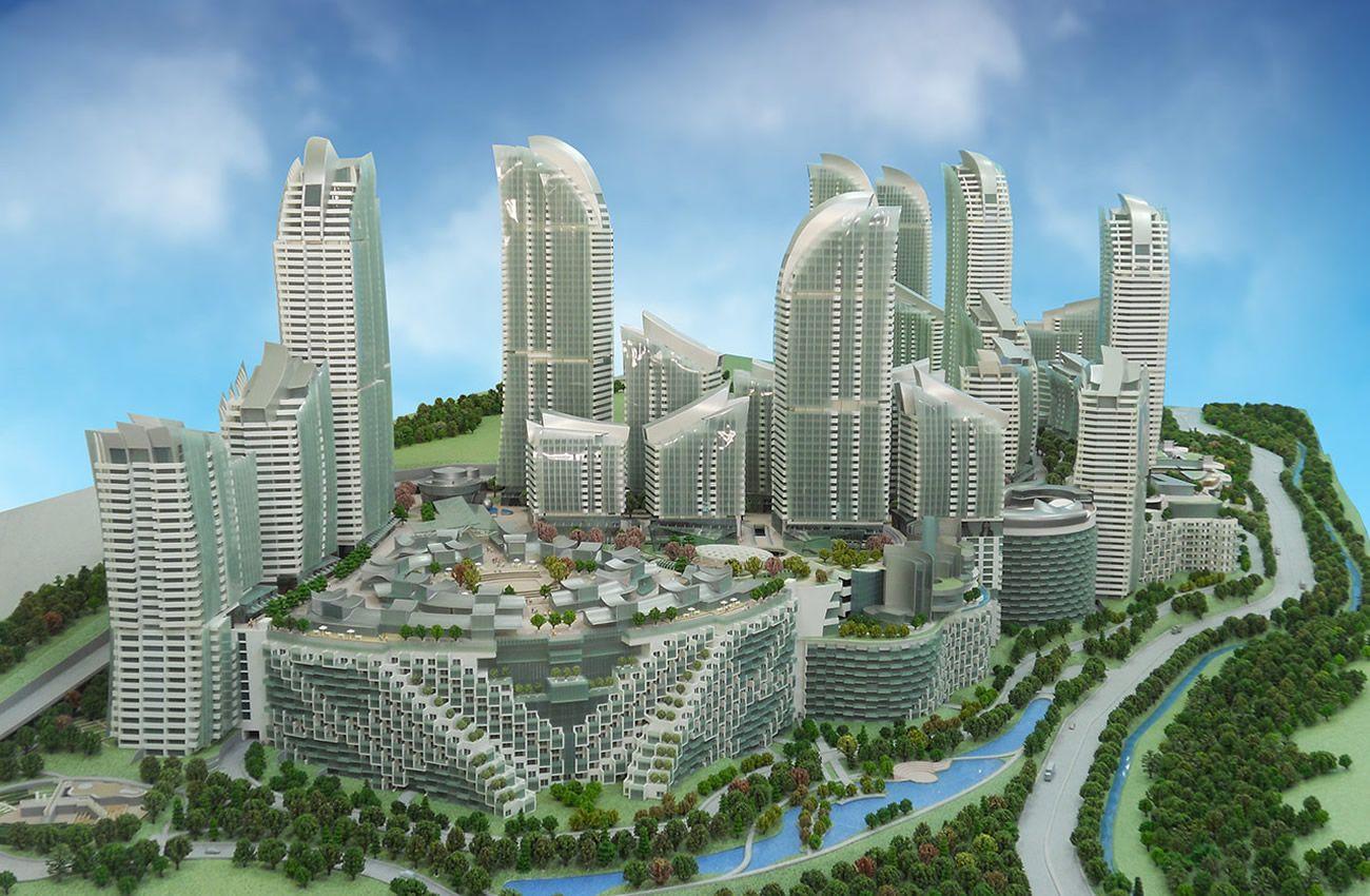 MASLAK 1453 Real Estate, Property, Turkey