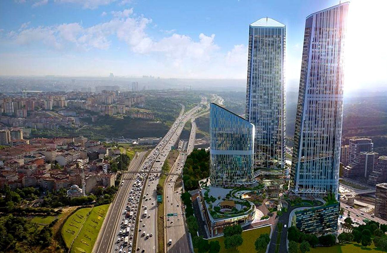 SKYLAND İSTANBUL Real Estate, Property, Turkey