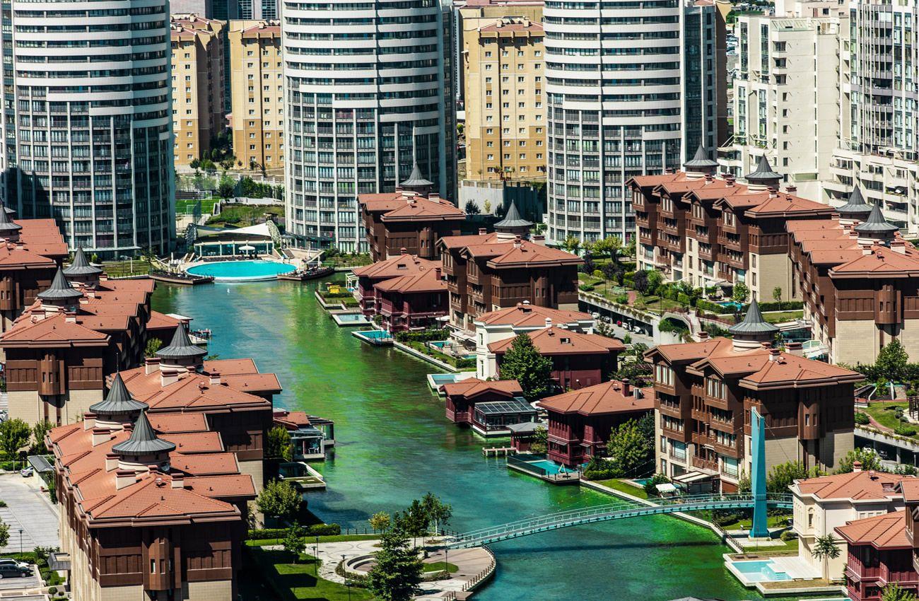 BOSPHORUS CITY Real Estate, Property, Turkey