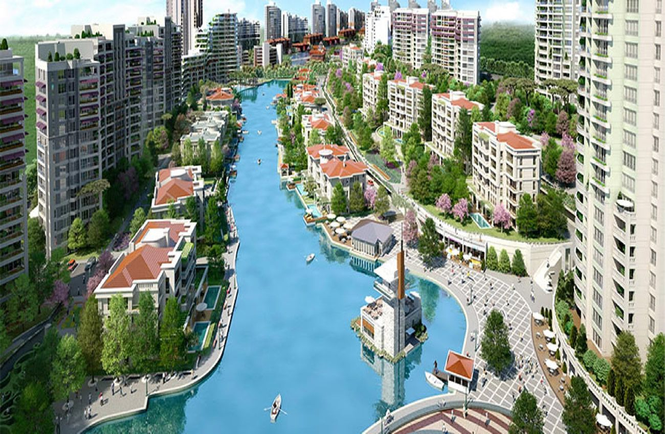 BOSPHORUS CITY Real Estate, Property, Turkey